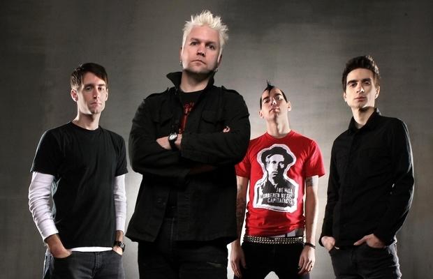"Anti-Flag ""Broken Bones"" Music Video"