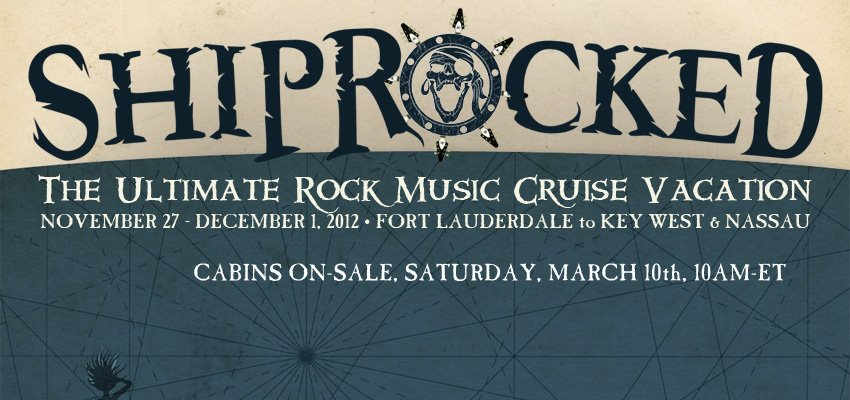ShipRocked Announce 2012 Lineup