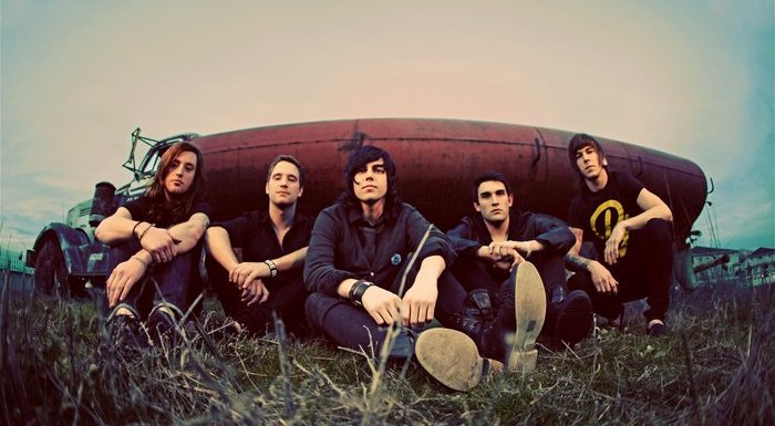 sleeping with sirens detail �if you were a movie this