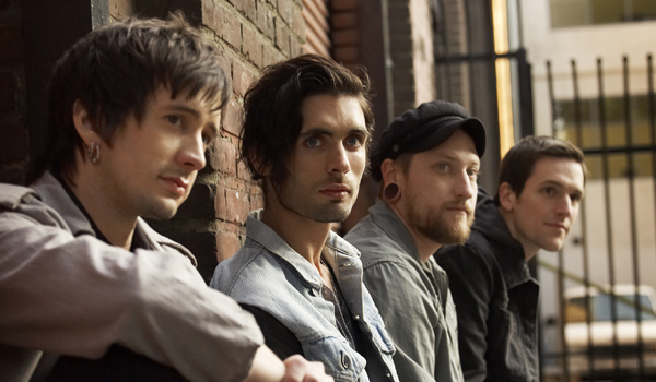 The All American Rejects The All American Rejects, Hit The Lights, Marianas Trench Announced For Journeys Backyard BBQ Tour