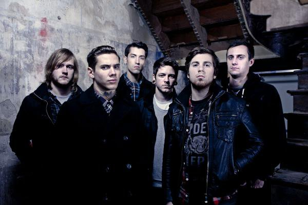 The Devil Wears Prada The Devil Wears Prada Keyboardist James Baney Was Kicked Out Of Band