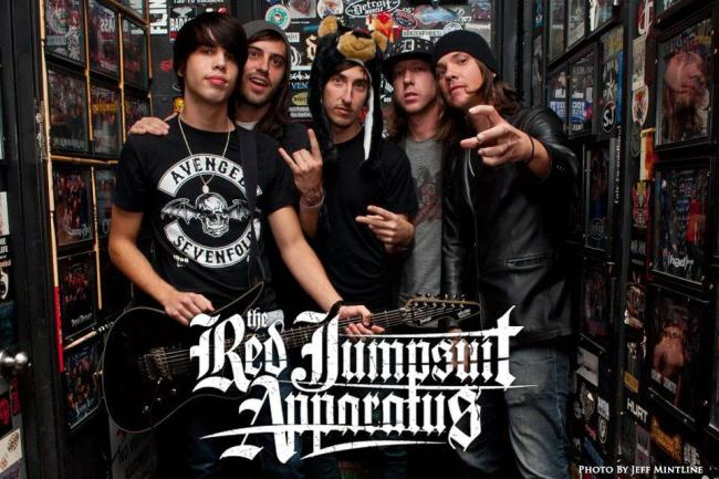 The Red Jumpsuit Apparatus1 The Red Jumpsuit Apparatus Announce Tour Dates With Set It Off