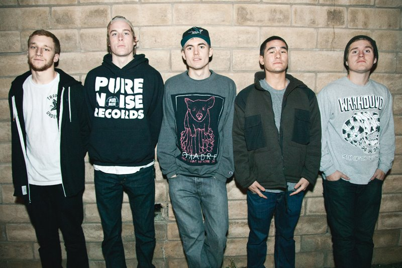 The Story So Far The Story So Far And Man Overboard Announce The Suppy Nation Tour
