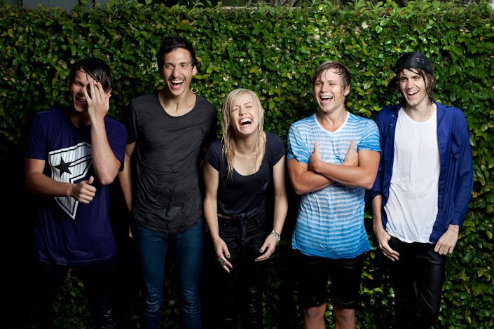 "Tonight Alive Tonight Alive ""Breakdown"" Music Video"
