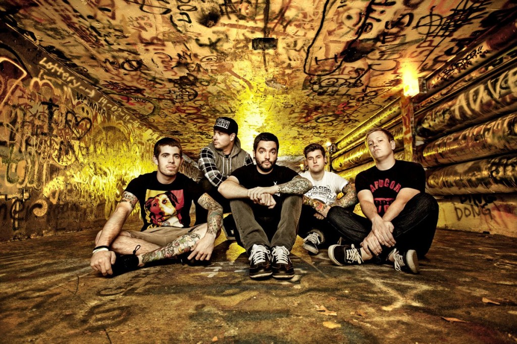 A Day To Remember Guitarist Announce New Album Title A Day To Remember 2012