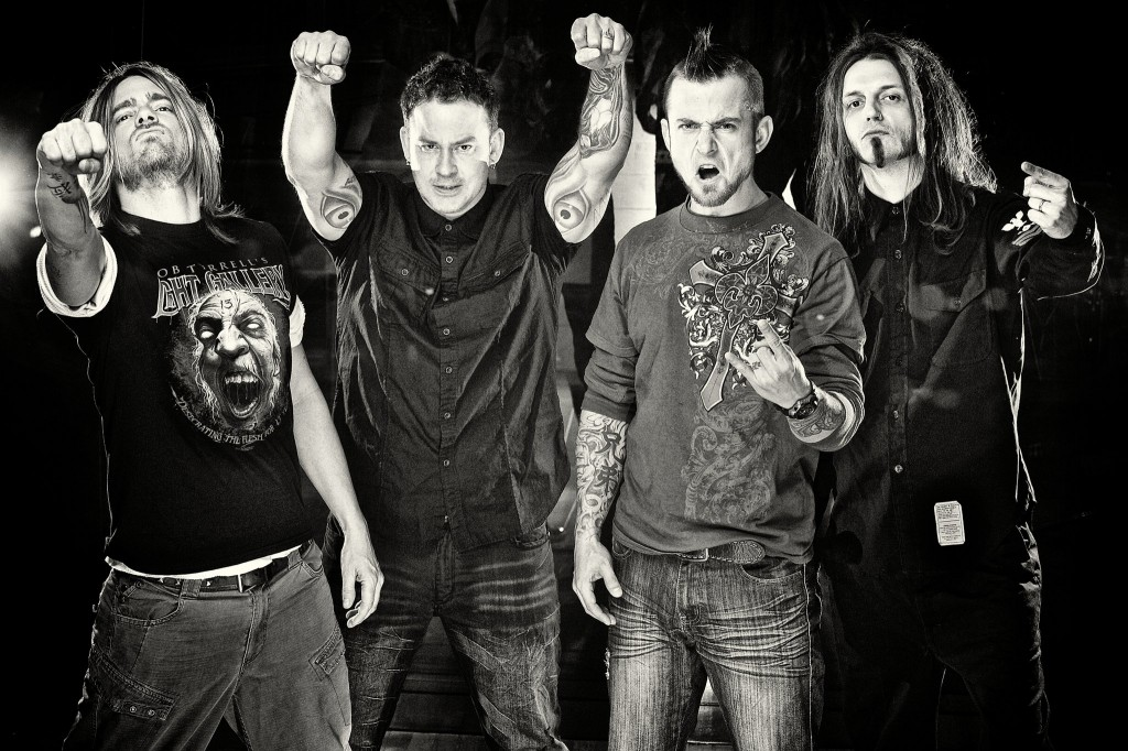 Eye Empire To Tour With Volbeat