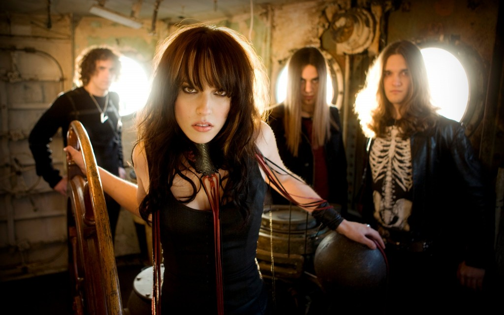 "Halestorm 1024x640 Halestorm ""I Miss The Misery"" Music Video"