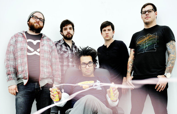 "Motion City Soundtrack Motion City Soundtrack ""True Romance"" Music Video"