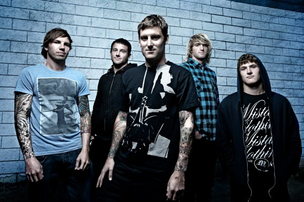"Parkway Drive Parkway Drive ""Dark Days"" Music Video"