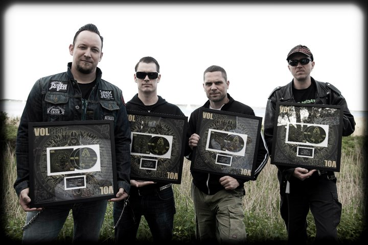"Volbeat ""Cape Of Our Hero"" Music Video"