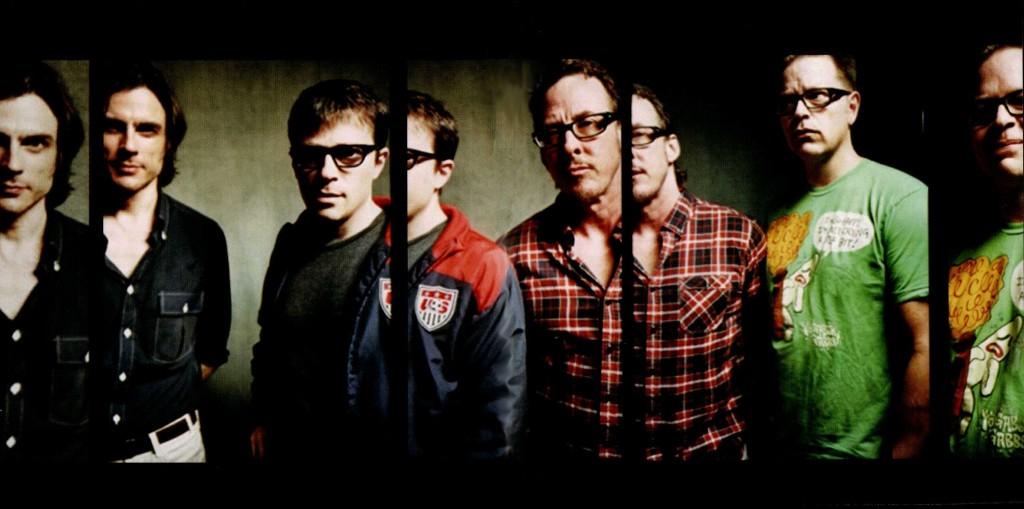 Weezer tour dates in Sydney
