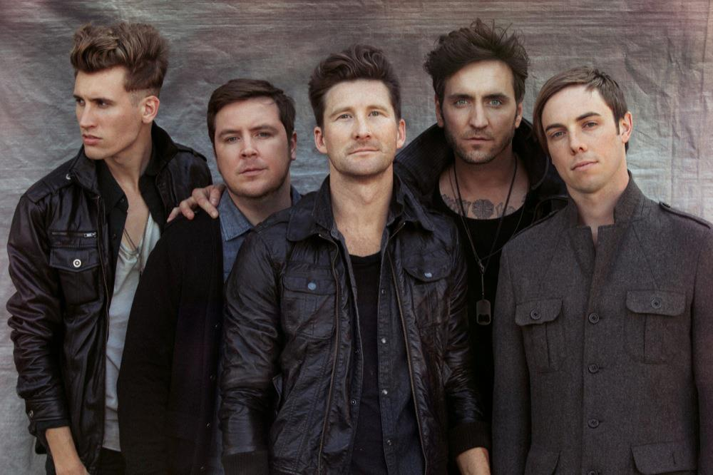 "Anberlin New Song   Anberlin ""Someone Anyone"""