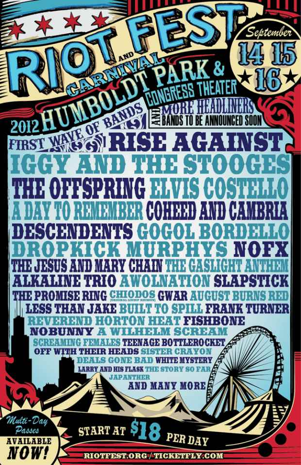 Rise Against, A Day To Remember, Chiodos Announced For ... A Day To Remember 2012