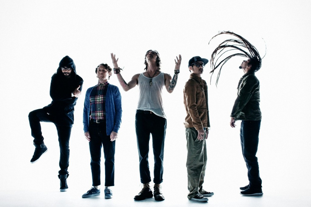 Incubus To Release Live Album And DVD This Summer