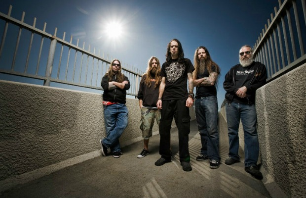 Lamb Of God Lamb of God Announce Fall Tour With In Flames