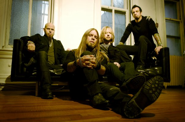 Drowning Pool Add New Tour Dates
