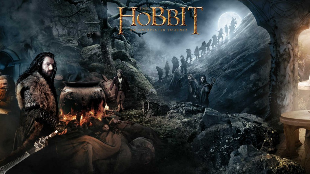 New Trailer For 'The Hobbit: An Unexpected Journey'