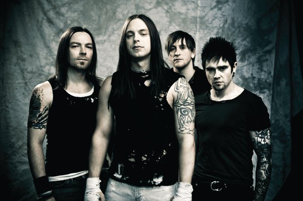 "Bullet For My Valentine ""Harddrive Live Five Tour"" Dates Announced"