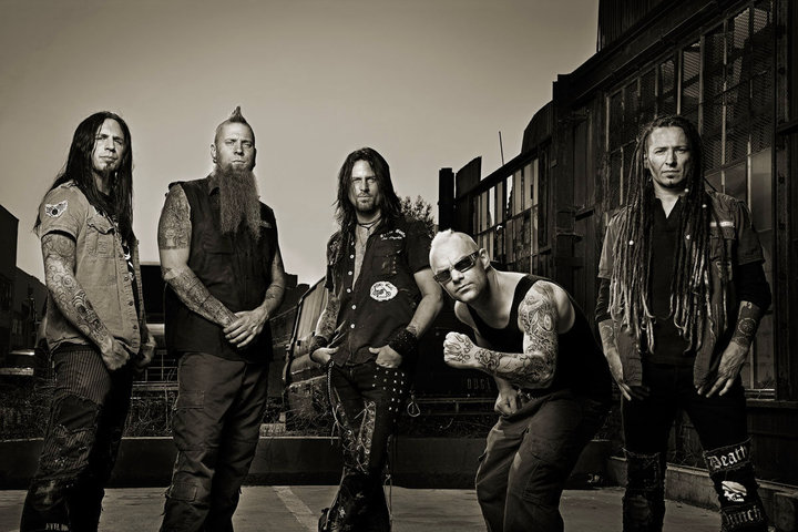 "Five Finger Death Punch Five Finger Death Punch ""The Pride"" Music Video"