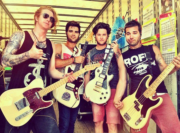 "We The Kings We The Kings ""Party, Fun, Love & Radio"" Live Music Video"