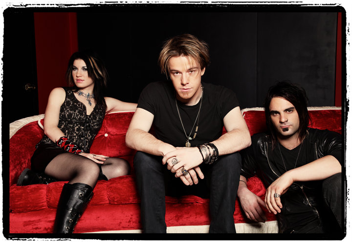 Sick Puppies Announce Album Title; Preview New Song