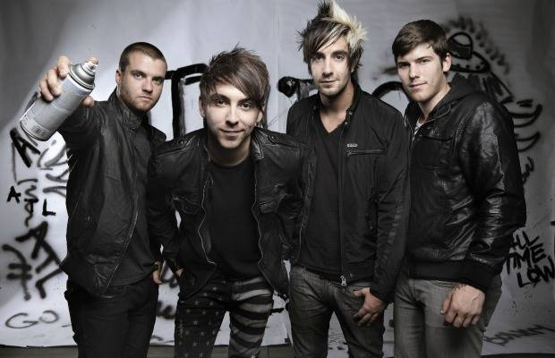 "All Time Low ""Somewhere In Neverland"" Music Video"