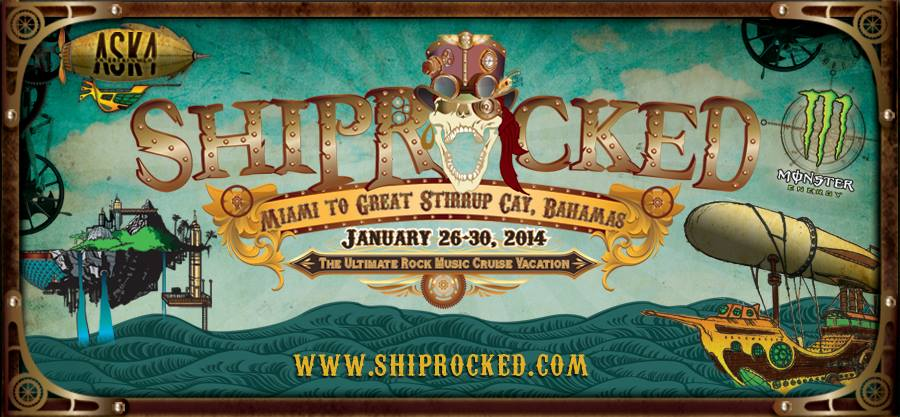 ShipRocked 2014 Lineup Revealed