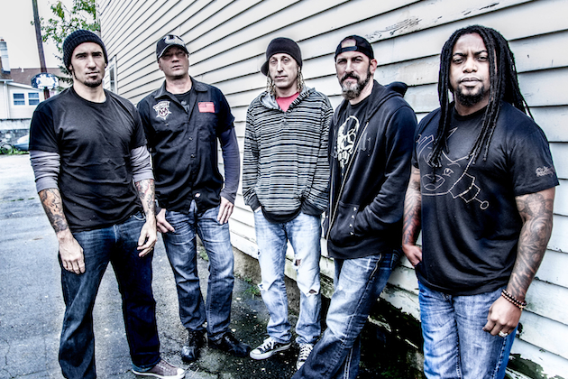 Sevendust Tour Dates
